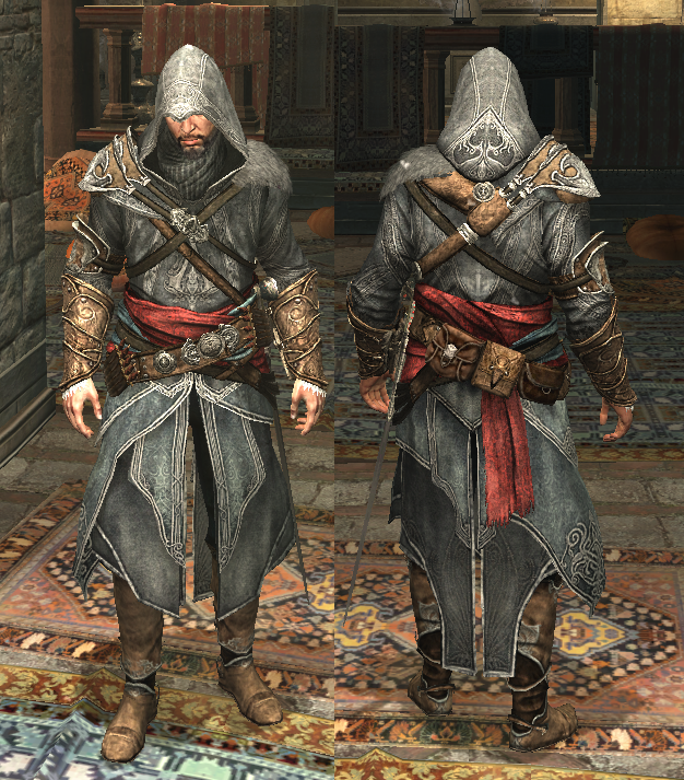 armor assassins creed wiki