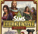 Les Sims Medieval Deluxe