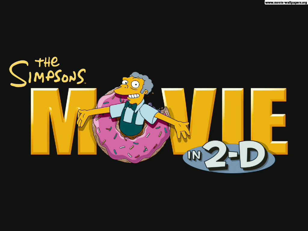 M Farhan Nabil The Simpsons Movie