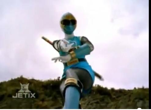 Image - Tori as Ninjastorm Blue.jpg - RangerWiki - the ...