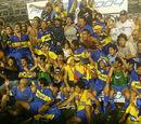 Campeón Copa Sudamericana 2004