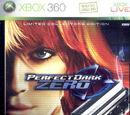 Perfect Dark Zero Limited Collecter's Edition