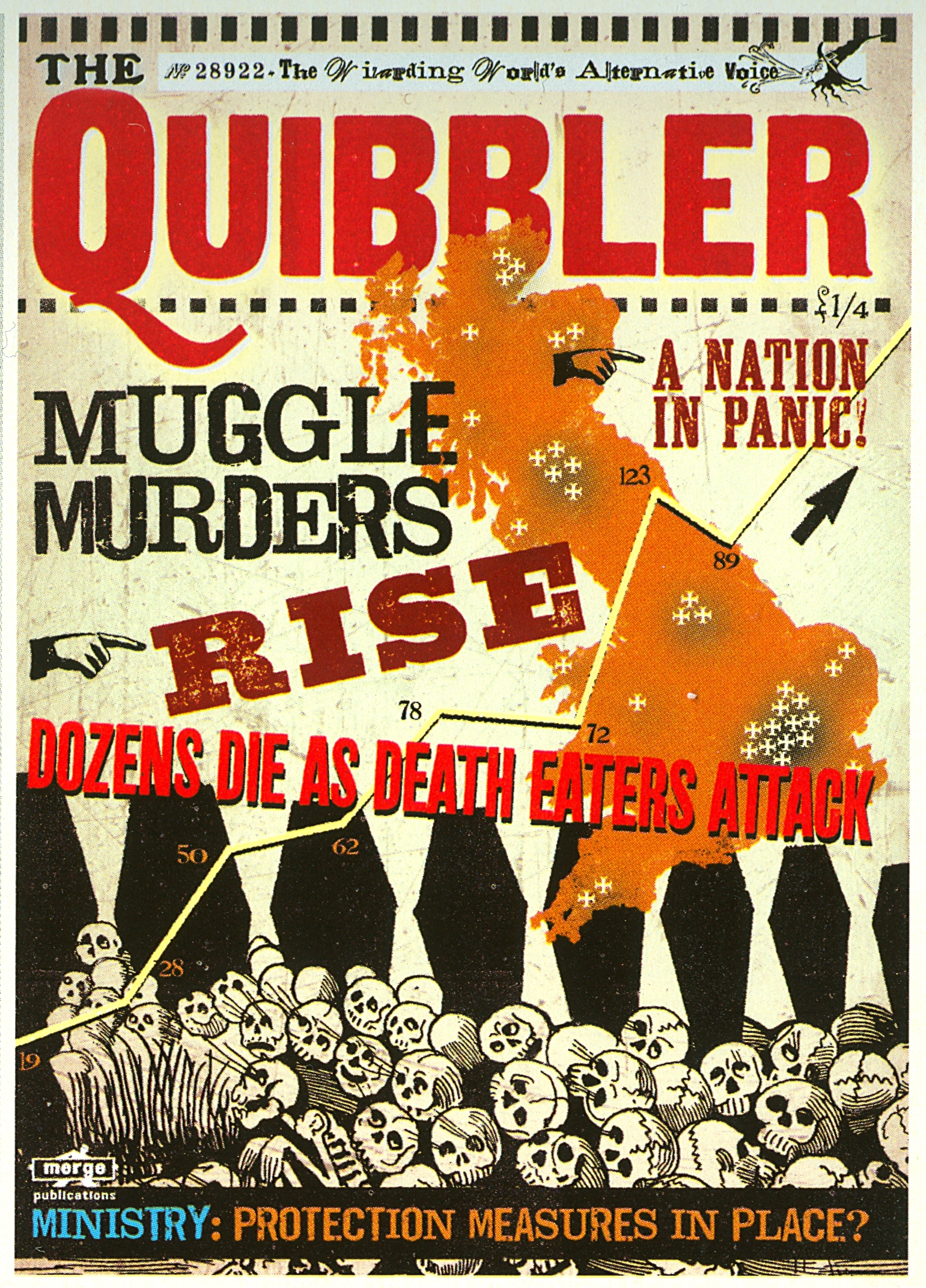 Image - Quibbler 3.jpg - Harry Potter WikiQuibbler Printable Free