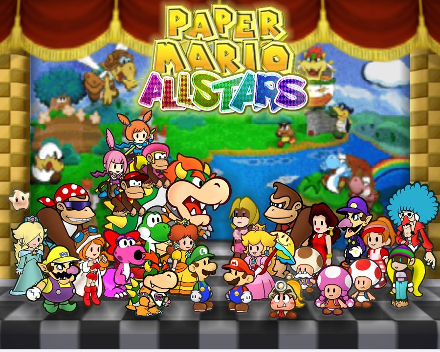 Ranking the 5 Paper Mario Games - YouTube