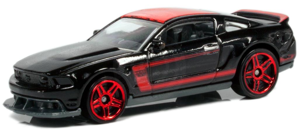12 Mustang Boss 302 Laguna Seca Hot Wheels Wiki