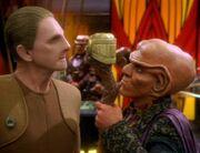 Odo und Quark