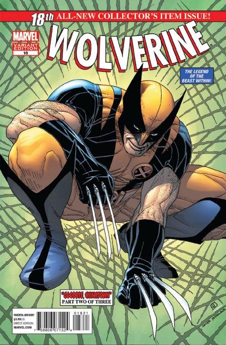 [Comics] Plagios , Homenajes o similes... Wolverine-18-Marvel-50th-Ann-variant