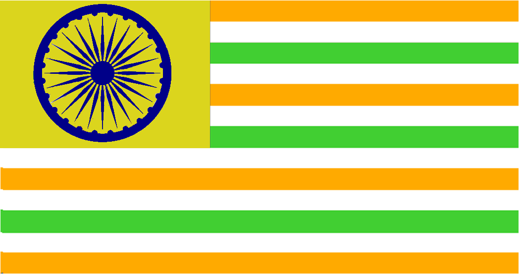 Indian Flag History: Alternative History