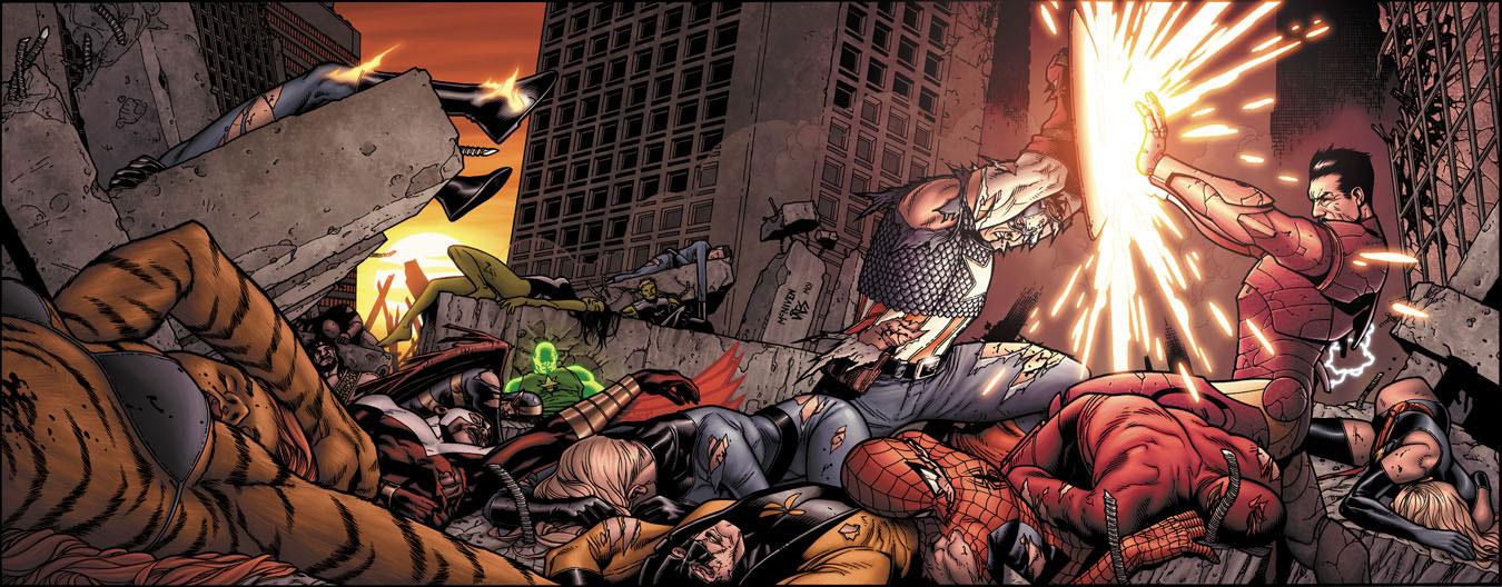 [Iron Studios] Marvel Comics Battle Dioramas - Página 2 Civil_War_Vol_1_7_Textless
