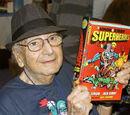 Supereze3000/Muere a los 98 años Joe Simon, co-creador del superhéroe Capitán América