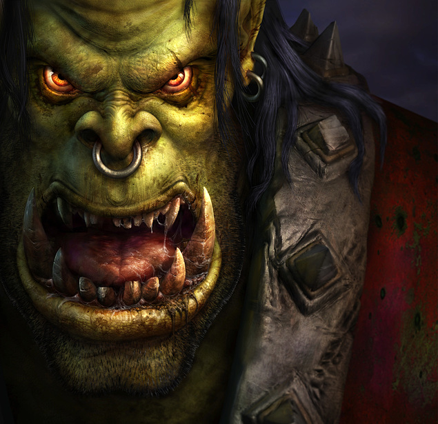 Orc Nose Ring