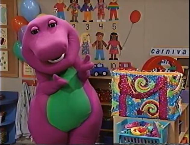 The Barney Bag Barney Wiki