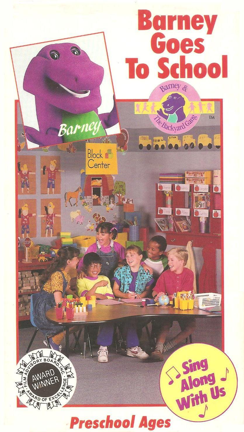 Barney and the Backyard Gang - Barney Wiki