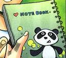熊貓筆記本