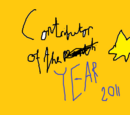 Contributor of the Year - 2011