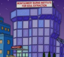 Montgomery Burns Institute For Soul Extraction