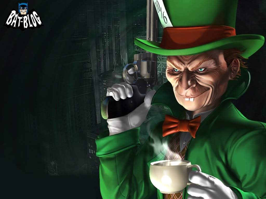 mad hatter batman