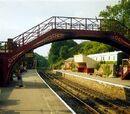 Aidensfield Railway Station
