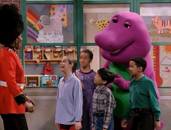 Season 5 Barney Wiki