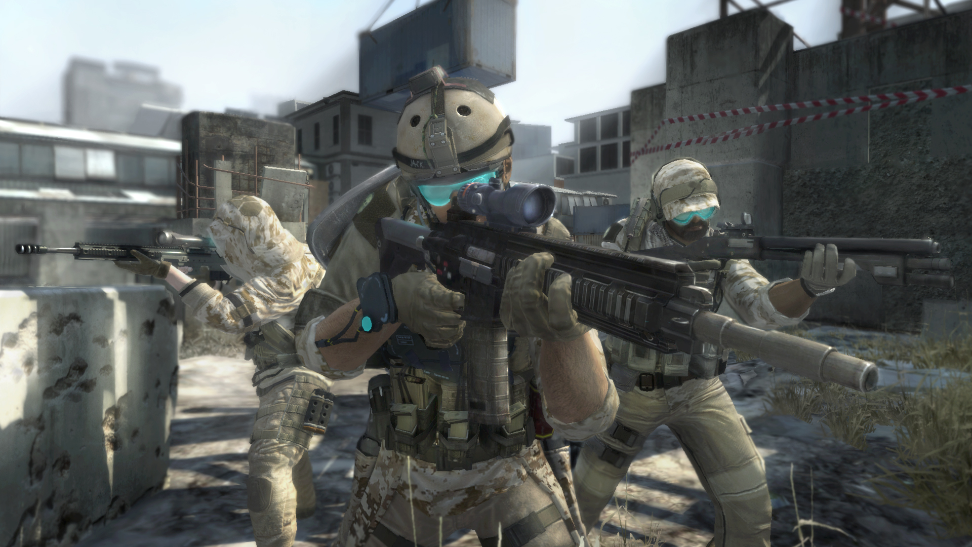 Ghost Recon - Ghost Re...