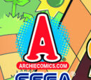 Archie Sonic the Hedgehog Free Comic Book Day 2011