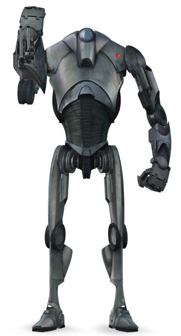 Go Back > Gallery For > Super Battle Droid Clone Wars