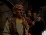 Auch Quark will mit nach Risa
