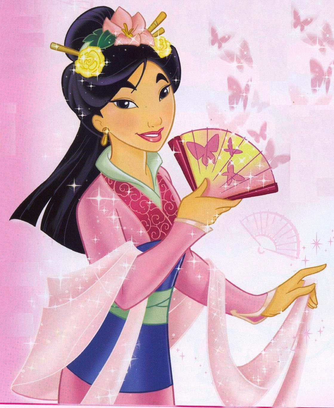 Princess Mulan Wallpaper Search For Pictures