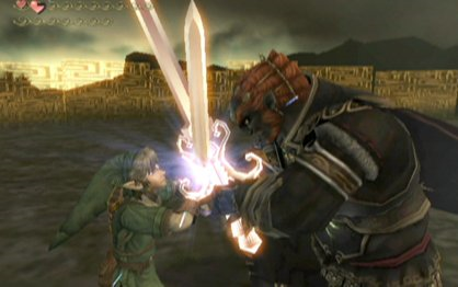Zelda Twilight Princess Ganondorf Ganondorf - Vil...