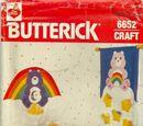 Butterick 6652 A