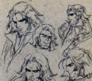 SaGa Frontier 2 Character Images