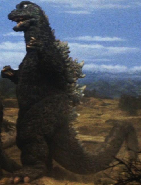 Godzilla Battle Royale
