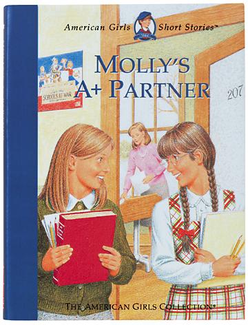 Molly S A Partner American Girl Wiki
