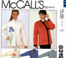 McCall's 8319 B