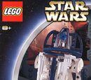 8009 Technic R2-D2