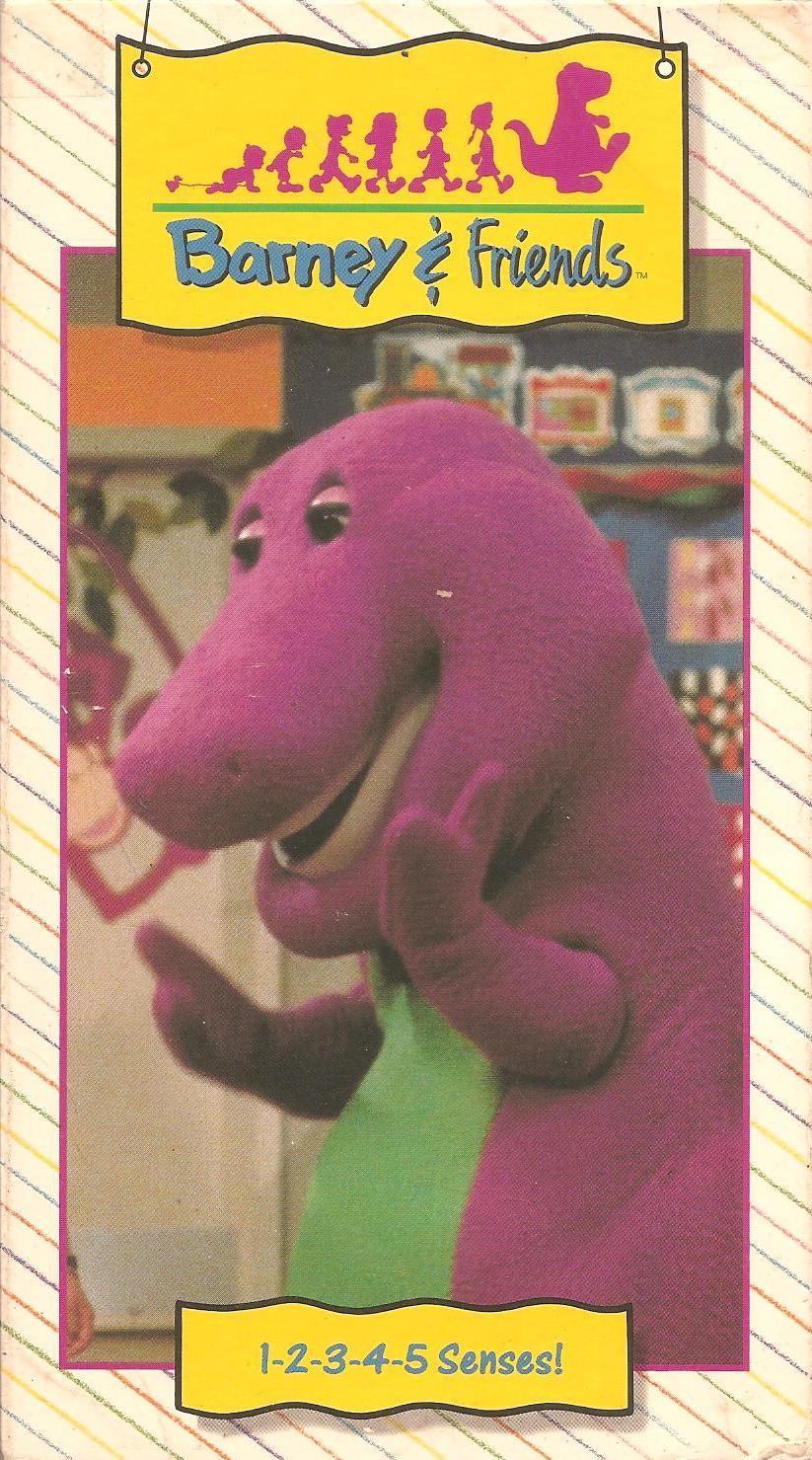 1 2 3 4 5 Senses Barney Wiki