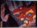 Velociraptor snarling.JPG
