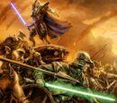 Batalhas das Novas Guerras Sith