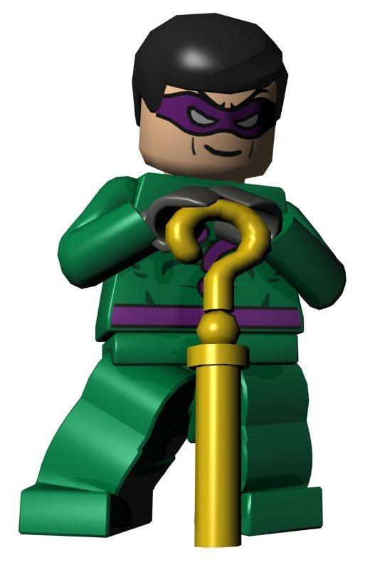 The Riddler (LEGO Batman: The Videogame) - Batman Wiki