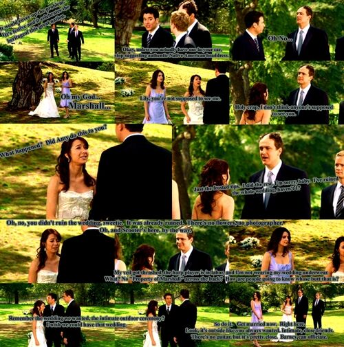 Lily And Marshall 500px-marshall-lily-wedding- ...