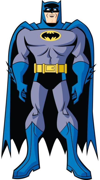 Original batman design