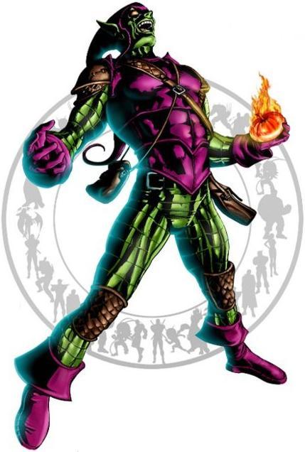 Ultimate Hobgoblin Vs Green Goblin User blog:Casvic/UMvC3...