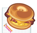 Dunkin' Breakfast Sandwich