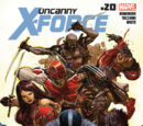 Uncanny X-Force Vol 1 20