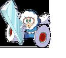 Robot Master de Hielo