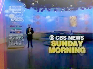 Cbs News Sunday Morning Logopedia The Logo And Branding