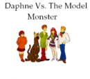Daphne Vs. The Model Monster