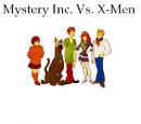 Mystery Inc. Vs. X-Men