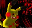 Pokemon pasta character