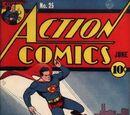 Action Comics Vol 1 25